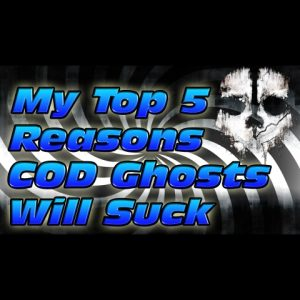5 Reasons That Call of Duty Ghosts Will Suck – COD Ghosts Multiplayer Reveal