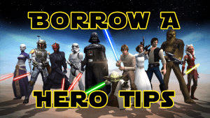 Beginner's Guide to Becoming a Top 10 Star Wars Galaxy of Heroes