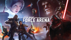 Star Wars Force Arena Slider