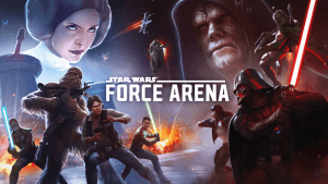 Some Tidbits of Information for Beginners in Star Wars Force Arena
